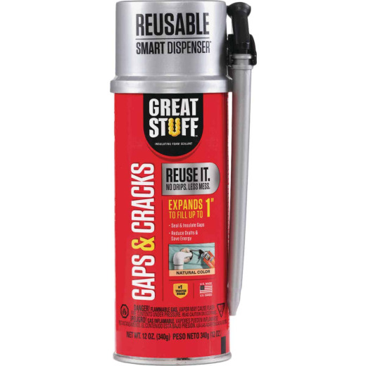 Great Stuff Smart Dispenser 12 Oz. Gaps & Cracks