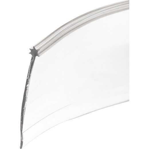 Prime-Line 1-5/16 In. x 36 In. Clear Star Insert Shower Door Bottom Sweep