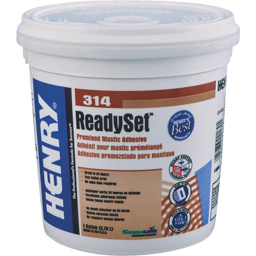 Henry ReadySet 1 Gal. Multi-Purpose Ceramic Tile Adhesive