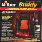 MR. HEATER 9000 BTU Radiant Portable Buddy Propane Heater Image 3