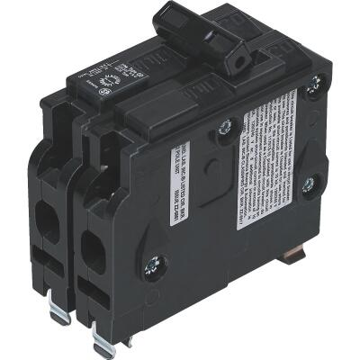 Connecticut Electric 40A Double-Pole Standard Trip Packaged Replacement Circuit Breaker For Square D