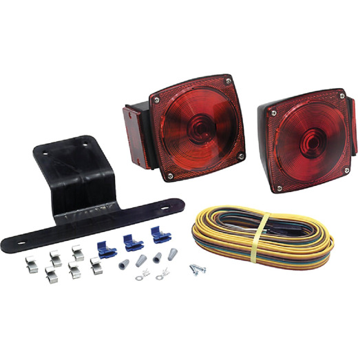 Seachoice DOT-Grade Trailer Light Kit