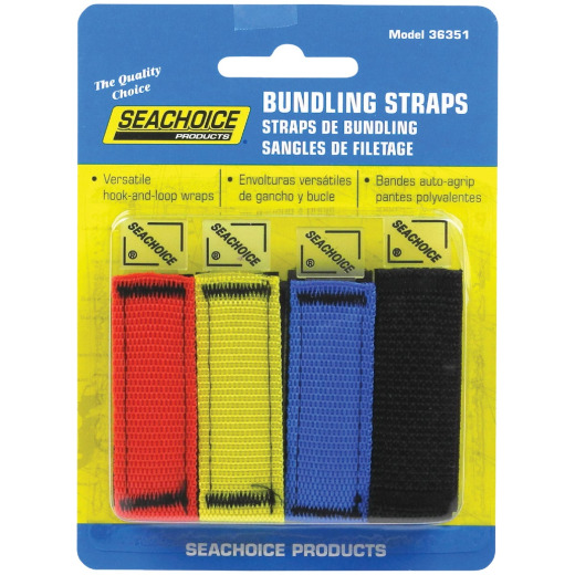 Seachoice 1 In. Bundling Strap (4-Pack)