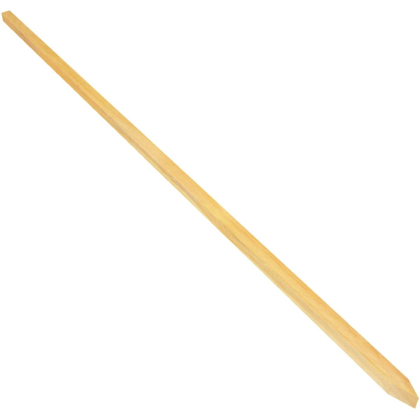 Greenes Fence 5 Ft. Wood Plant Stake Image 1