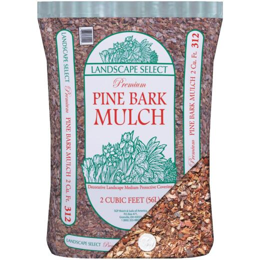 Landscape Select 2 Cu. Ft. Pine Mulch