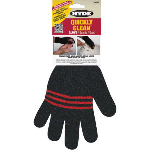 Hyde Quickly Clean Paint Brush & Roller Cleaner Glove