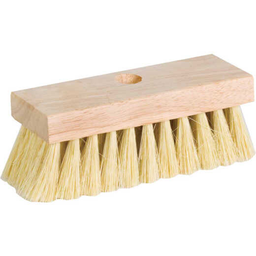 DQB Erie Roof 7 In. x 2 In. Tapered Handle Roof Brush