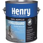 Henry 612 ShingleGuard 1 Gal. Clear 100% Acrylic Roof Coating Image 1