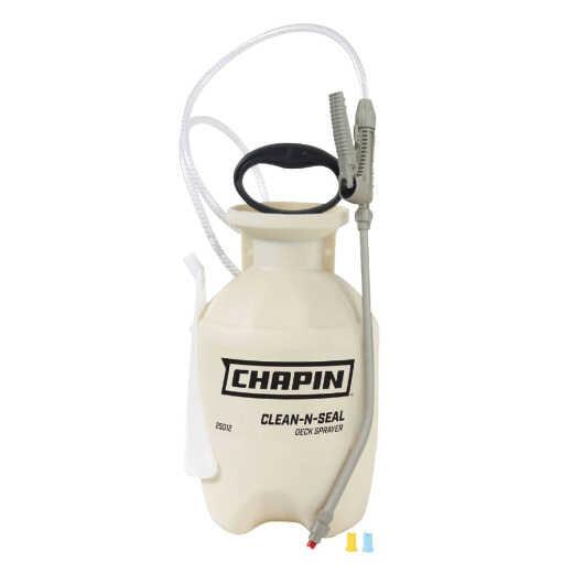 Chapin Clean-N-Seal 1 Gal. Poly SureSpray Deck Sprayer