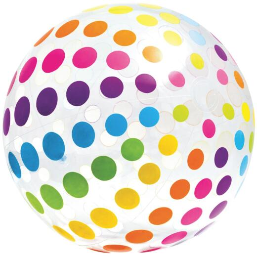 Intex 42 In. Jumbo Multi-Colored Beach Ball